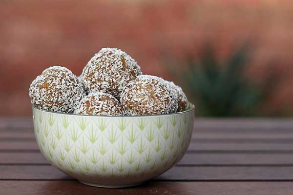Too yummy Protein chocolate Bliss Balls